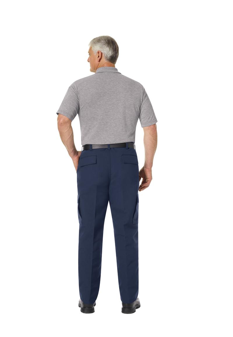 Men's Short Sleeve Station Wear Polo Shirt