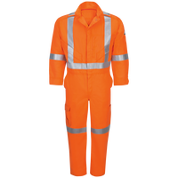 iQ Series® Endurance Collection Men's FR Premium Coverall with Reflective Trim