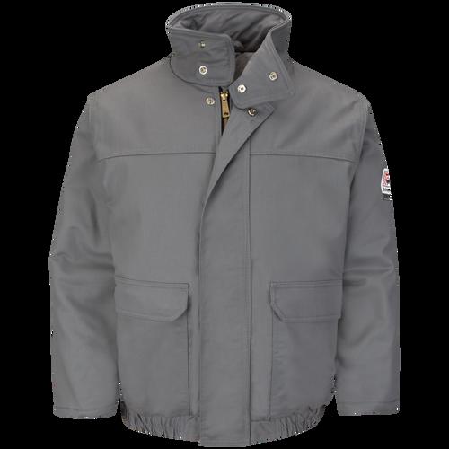 Men's Heavyweight FR Insulated Bomber Jacket