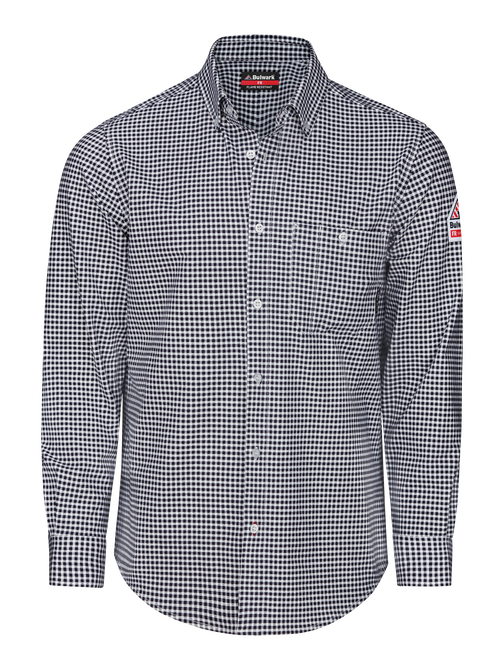 Bulwark FR Flex Knit Button Down Shirt