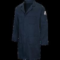 FR Concealed Snap-Front Lab Coat