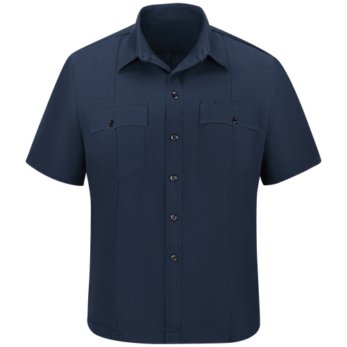Men's Station No. 73 Untucked Uniform Shirt