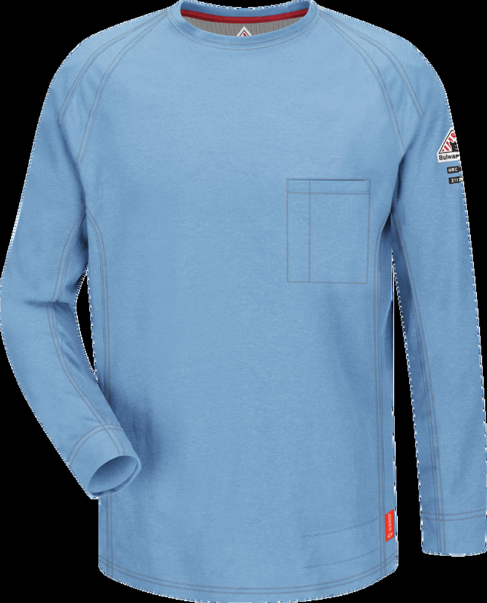 iQ Series® Comfort Knit Men's FR Long Sleeve T-Shirt