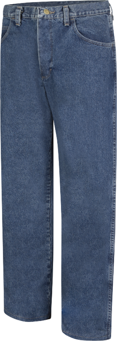 Men's Loose FR Stonewashed Jean