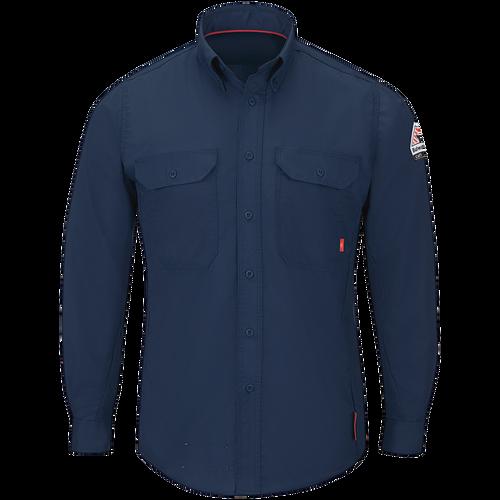 iQ Series® Men's Lightweight Comfort Woven Shirt