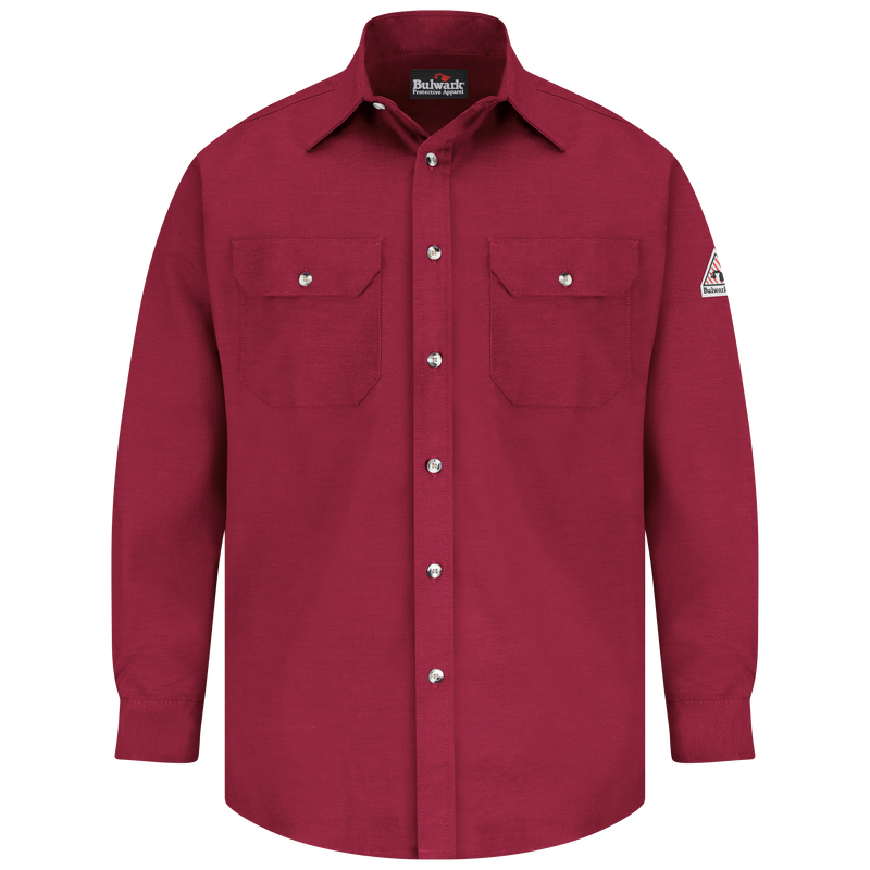 Men's Lightweight FR  Dress Uniform Shirt