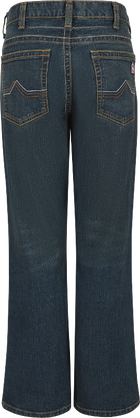 Men's Relaxed Fit Bootcut Jean with Stretch