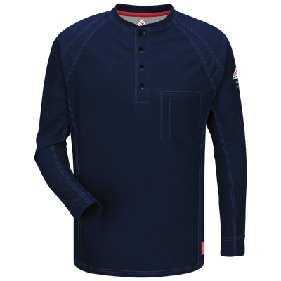 iQ Series® Comfort Knit Men's FR Henley