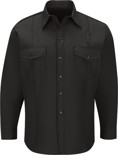 Men's Classic Long Sleeve Western Firefighter Shirt