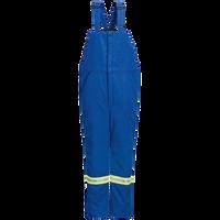 Men's Lightweight Nomex FR Water Repellent Deluxe Insulated Bib Overall