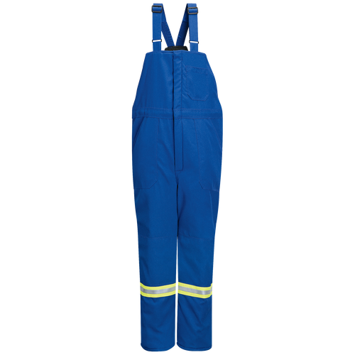 Men's Lightweight Nomex FR Water Repellent Deluxe Insulated Bib Overall