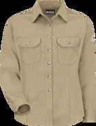Women's Midweight FR Dress Uniform Shirt CAT 2
