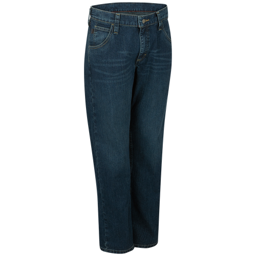 Men's Straight Fit Jean with Stretch with Insect Shield