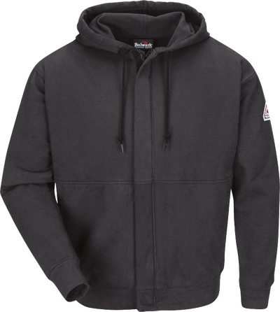 Men's Fleece FR Zip-Front Hooded Sweatshirt