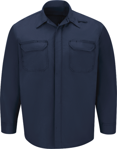 Men's Ripstop Tactical Shirt Jacket