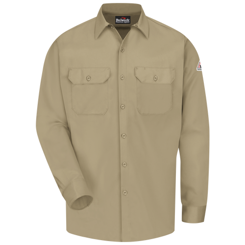 Men's Midweight Excel FR® ComforTouch® Work Shirt