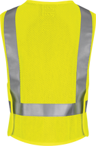 Men's FR Hi-Visibility Mesh Safety Vest
