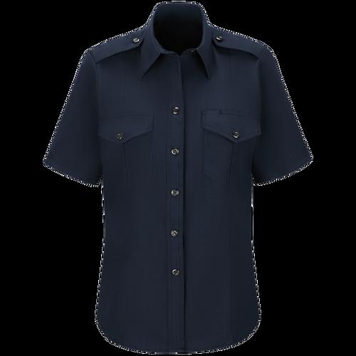 Women's Classic Short Sleeve Fire Chief Shirt