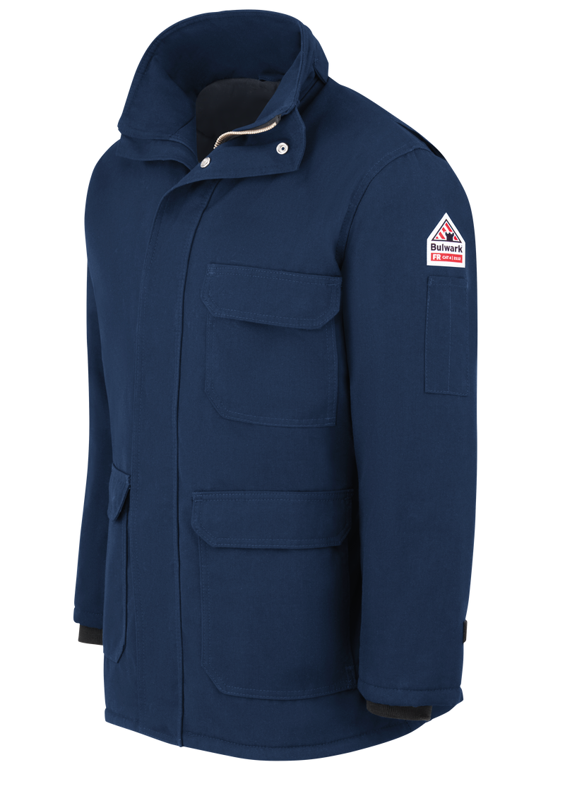 Men's Heavyweight Nomex FR Insulated Deluxe Parka