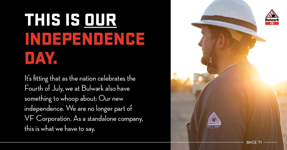 Bulwark Independence Day