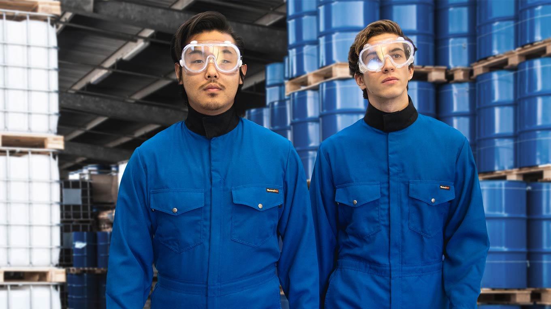 Multi-Hazard Protective Clothing