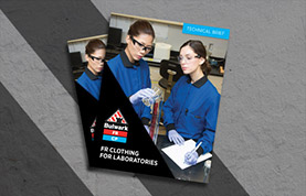 FR Clothing for Laboratories