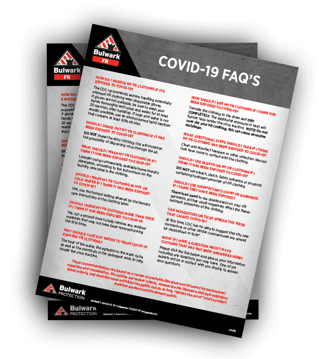 COVID-19 ASK THE EXPERT FAQS